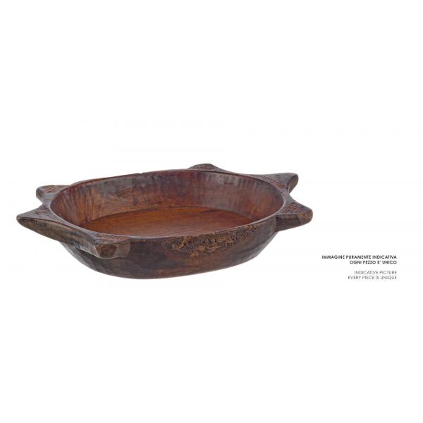 Bol Decorativ Zulu 50X35-0186191-Siart