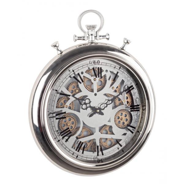 Ceas Rotund De Perete Engrenage 40X50-0181984-Siart