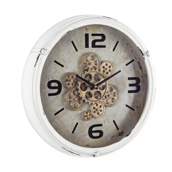 Ceas Rotund De Perete Engrenage D46-0181973-Siart