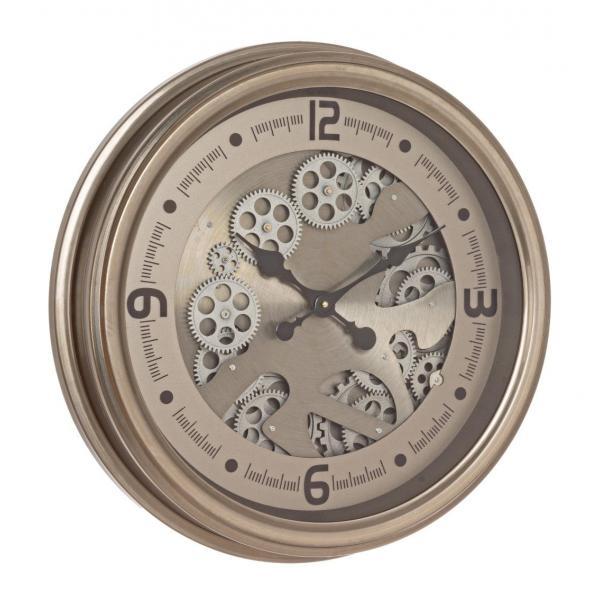 Ceas Rotund De Perete Engrenage M18 D52-0181989-Siart