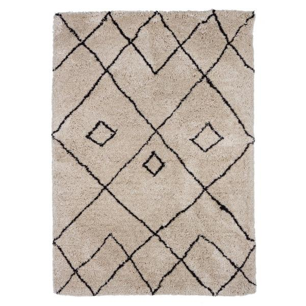 Covor Ivory Geometric 140X200-0608224-Siart