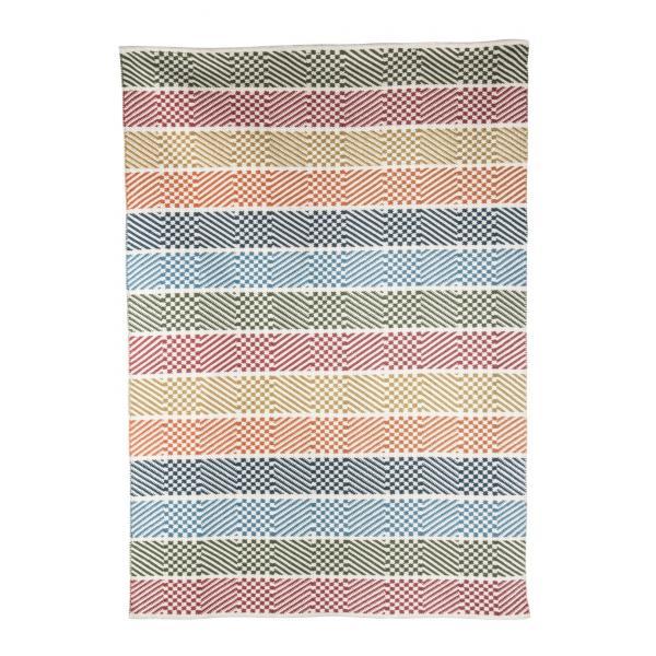 Covor Multicolor Crochet 150X200-0607570-Siart