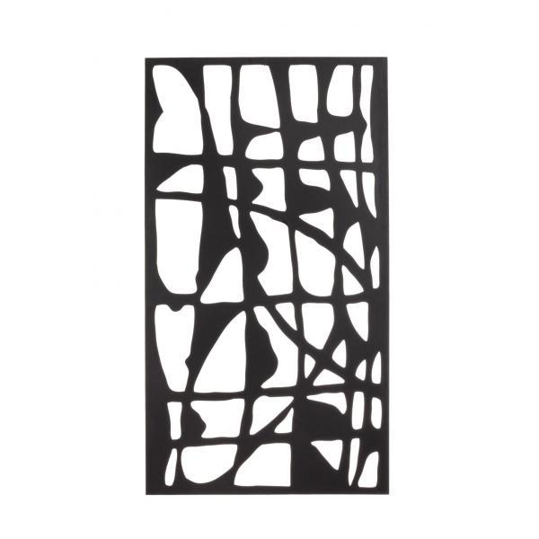 Decoratie Neagra De Perete Zaira 60X110-0181729-Siart
