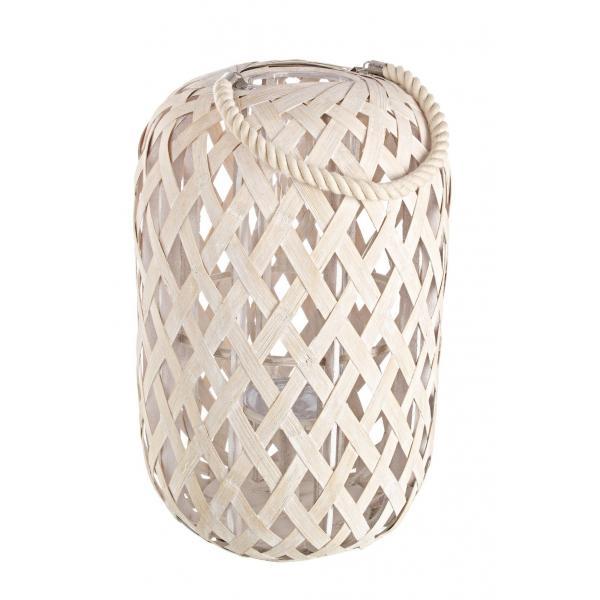 Felinar Din Bambus  Weave L-0723864-Siart