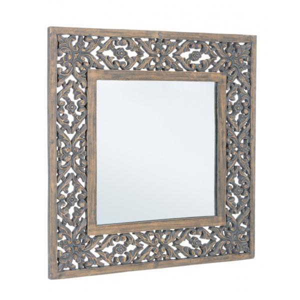 Oglinda Gri In Rama Dalila 60X60-0242274-Siart
