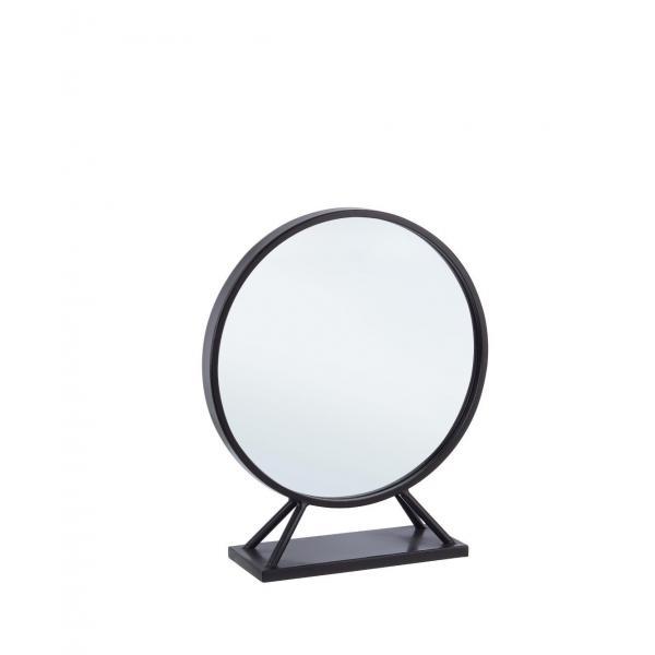 Oglinda Neagra De Masa Marilyn H50-0242281-Siart