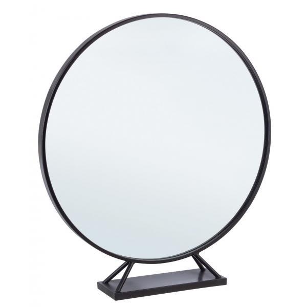 Oglinda Neagra De Masa Marilyn H79-0242282-Siart