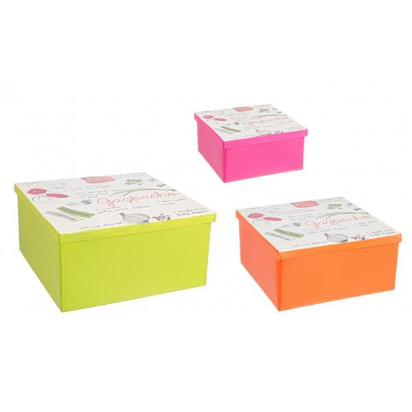 Set De 3 Cutii Vegetable-0132815-Siart