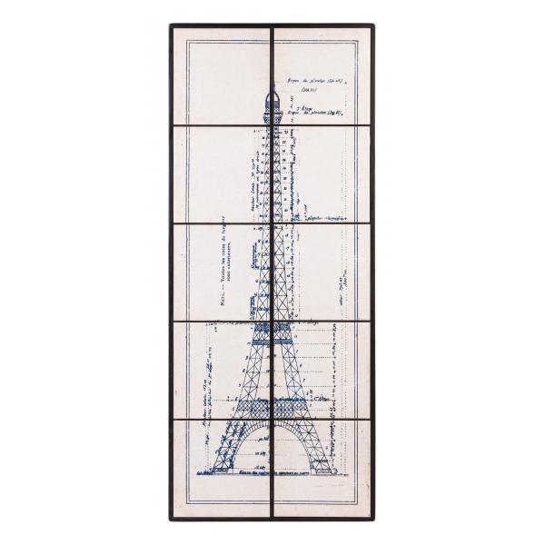 Tablou In Rama Eiffel-0245094-Siart