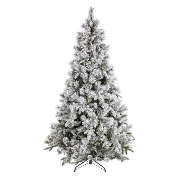 Brad artificial Pusteria 240 cm, cu aspect nins - Siart