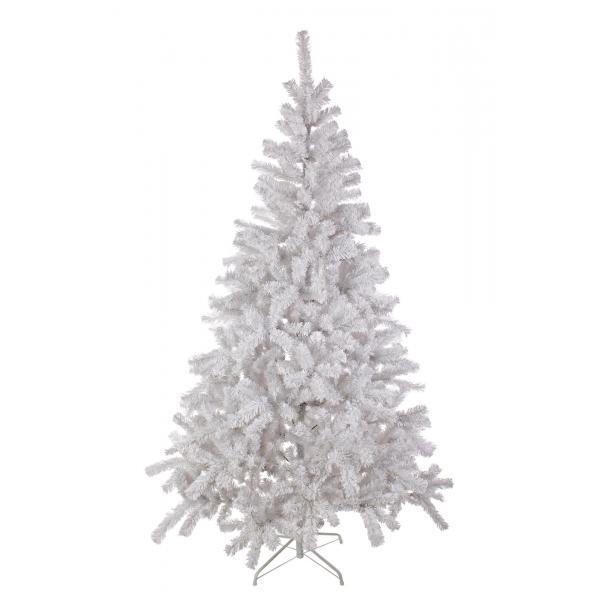 Brad artificial M bianco 150 cm, Alb - Siart