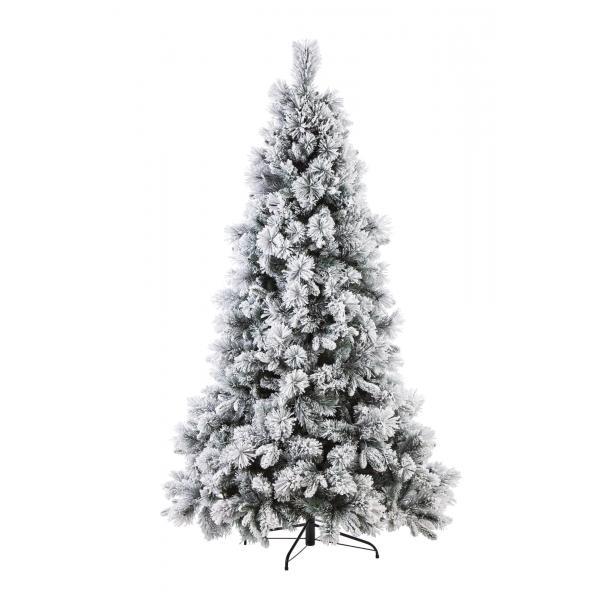Brad artificial Garlenda 210 cm, cu aspect nins - Siart