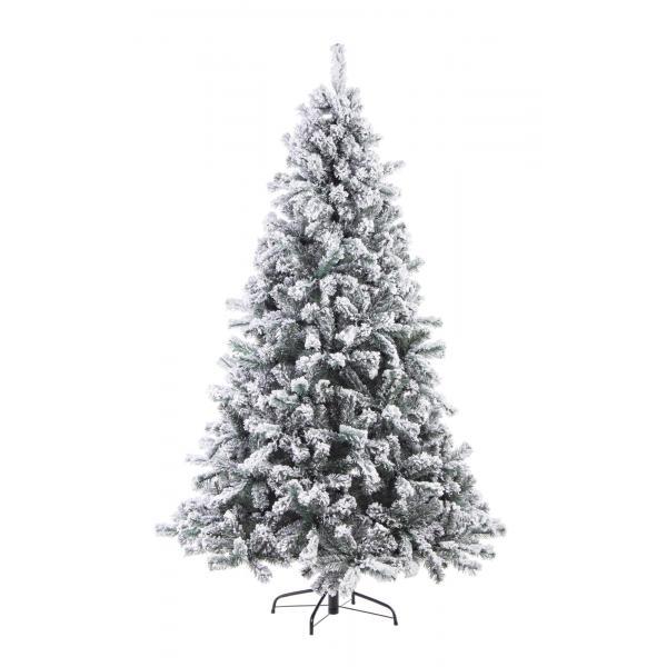 Brad artificial G. Paradiso 240 cm, cu varfuri ninse - Siart