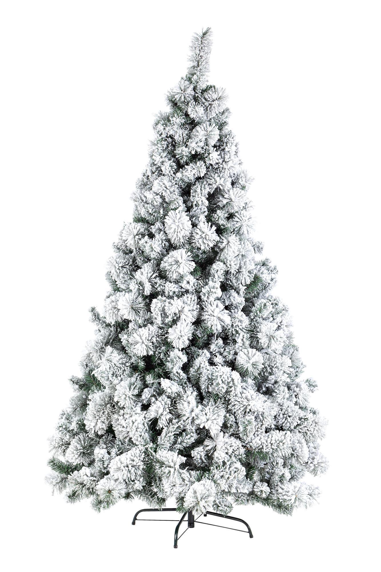 Brad artificial Cermis 210 cm, cu aspect nins - Siart