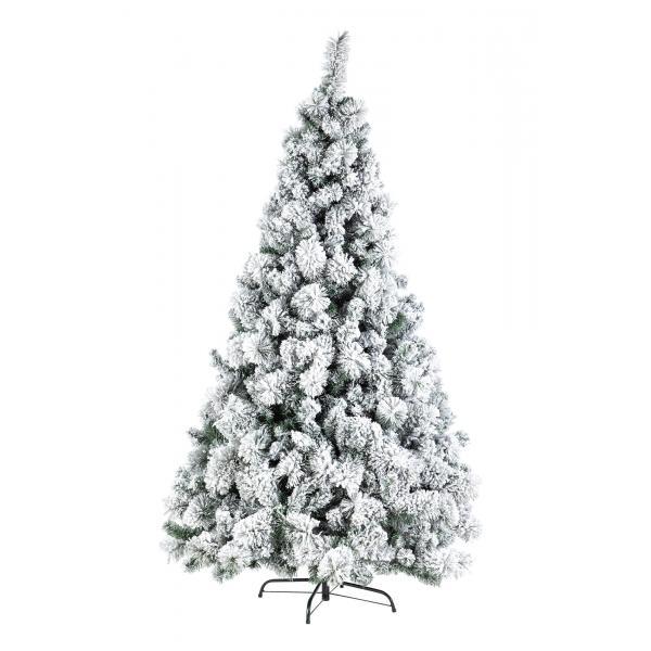 Brad artificial Cermis 240 cm, cu aspect nins - Siart