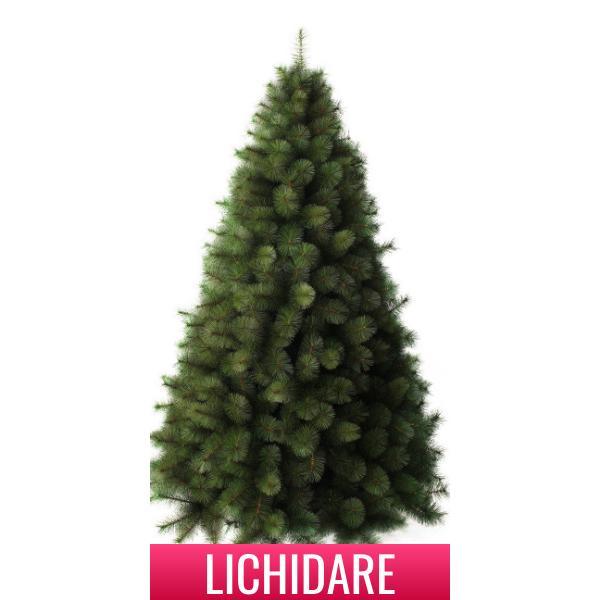 Brad Artificial Pinus, pin foarte des, 210 cm - Siart