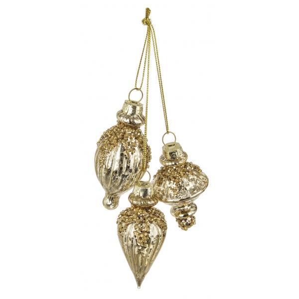 Ornament Brad Auriu - Siart